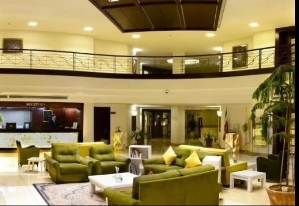 هتل ارگ جدید