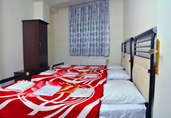 هتل آپارتمان ارس