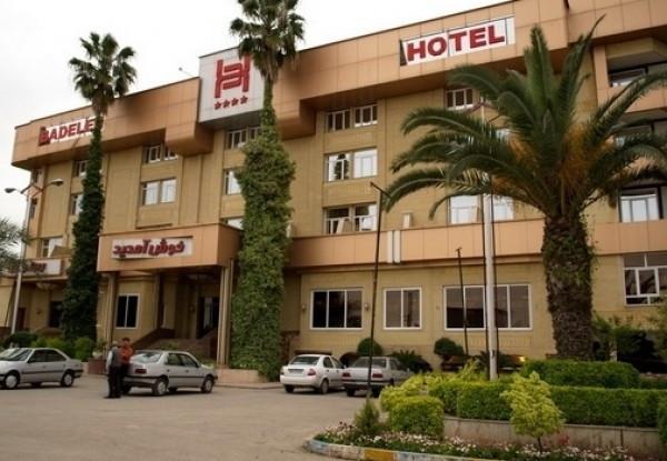 هتل بادله